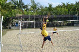 Vôlei de praia – Atleta cidadão